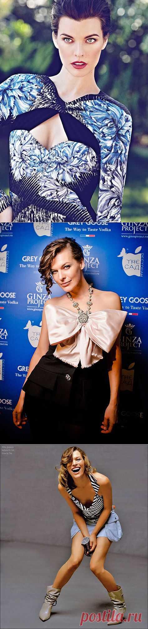 Мила мила / Звездный стиль / Модный сайт о стильной переделке одежды и интерьера