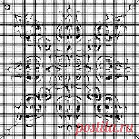 филейное вязание схемы вязание крючком женская одежда крючком