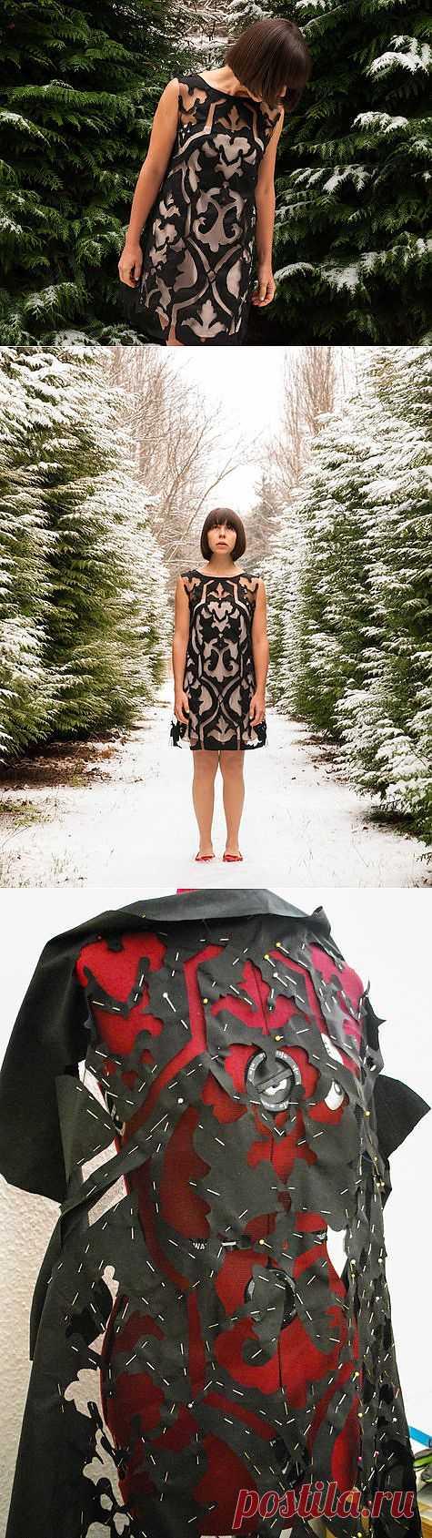 """""""Ручное кружево"""" (Diy) / Фактуры / Модный сайт о стильной переделке одежды и интерьера"""