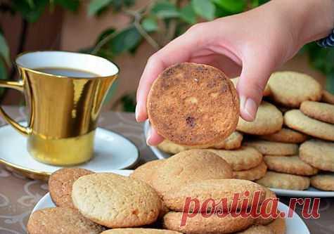 Овсяное печенье из овсяных хлопьев. Очень вкусные рецепты в домашних условиях