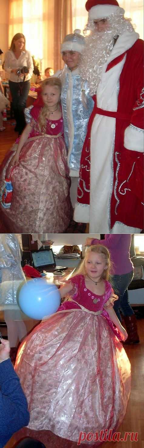 Вы поедете на бал - 2 / Для детей / Модный сайт о стильной переделке одежды и интерьера