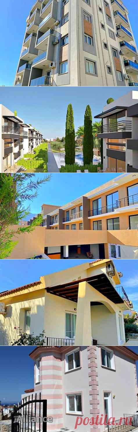 Недвижимость на Северном Кипре - купить недорогое жилье у моря Компания Альянс- Истейт оказывает полное сопровождение, Туры на Кипр +90533 833 41 77  +7 925 727 2052