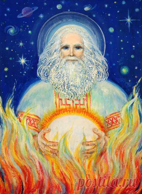 Славянские боги - Боги славян - Русские боги - Пантеон - Древняя Русь-Велeсов круг