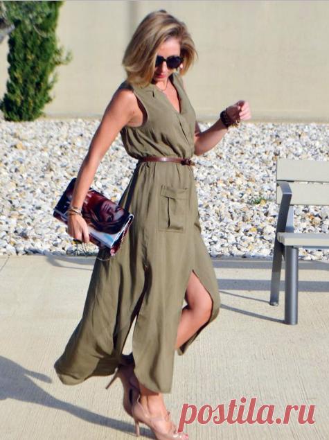 d783ca60e5baa06 12 стильных летних платьев для женщин за 50 — популярные фасоны 2018 ...