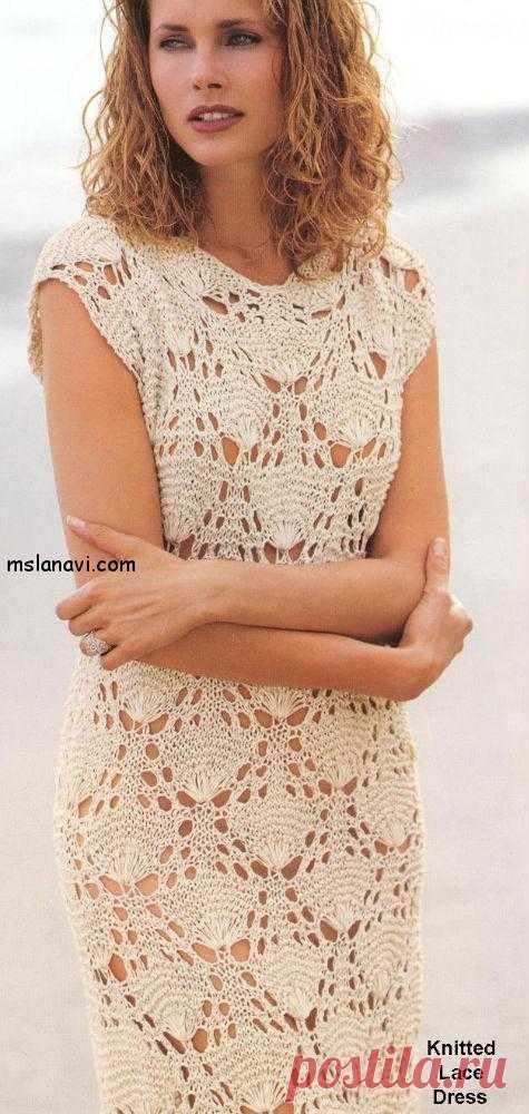 Очаровательное ажурное платье | МИСС ЛАНА ВИ