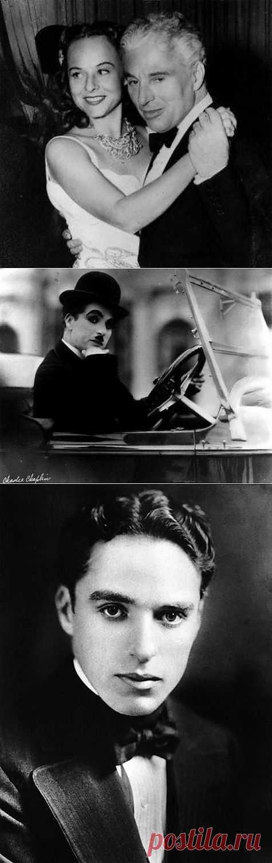 Чарльз Спенсер Чаплин. As I Began to Love Myself.