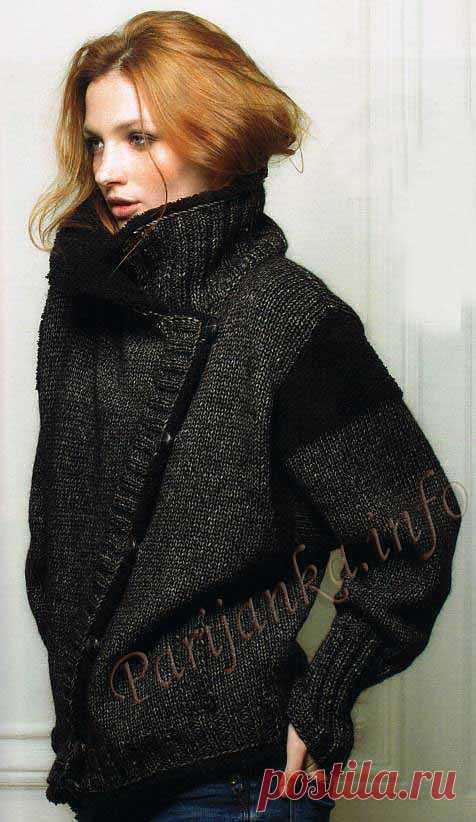 Куртка (ж) 23*94 Phildar.