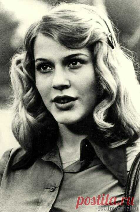 Анна Каменкова, 27 апреля, 1953