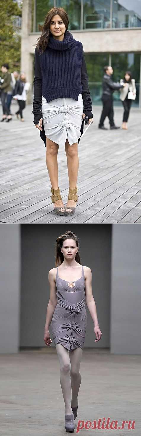 Christine Centenera / Street Style / Модный сайт о стильной переделке одежды и интерьера