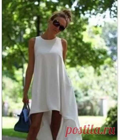 ed18b1dbcb2 Выкройки летних платьев: как сшить летнее платье своими руками? Выкройки  летних платьев: как