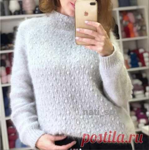 Джемпер от Натальи Соболевой