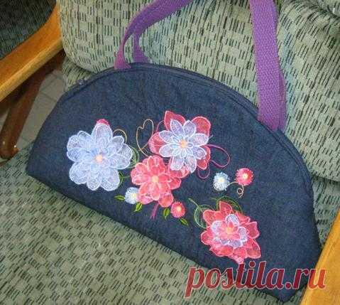HatchedDesignForum: View Photo:Sherry's purse