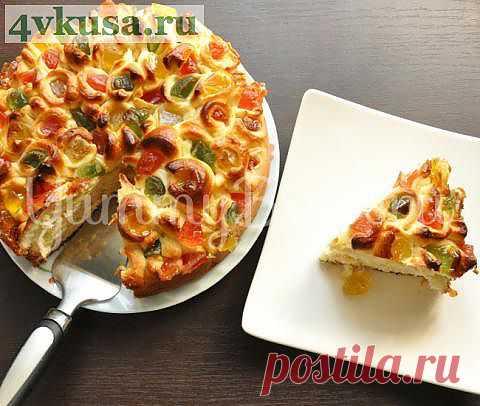"Пирог ""Самоцветы"" | 4vkusa.ru"