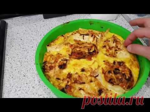 Пирог Косыгина. Без замеса теста