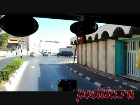 Палестина, вид из автобуса. Июль 2012