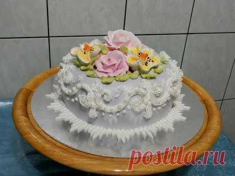ADORNAMIENTO de las TORTAS - la Torta \