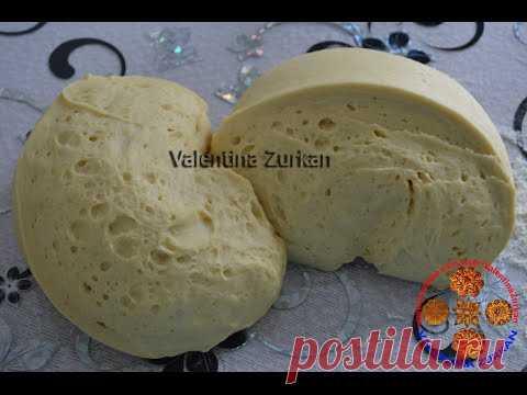 Smart yeast dough on kefir. Hefeteig mit Kefir