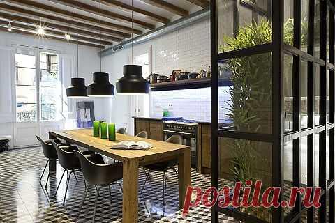 Необычный интерьер! Квартира-сад http://kvartira.mirtesen.ru/blog/43147736803