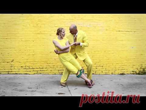 Разноцветное танго / Интересные видео / Модный сайт о стильной переделке одежды и интерьера
