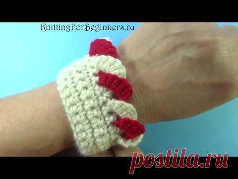 кайма крючком волан вязание крючком Crochet Border 366 товары для