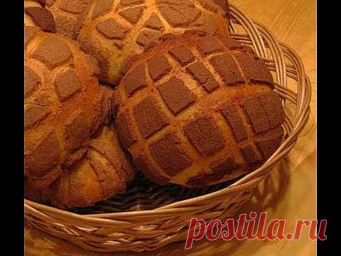 The Mexican sweet rolls of Conchas - YouTube