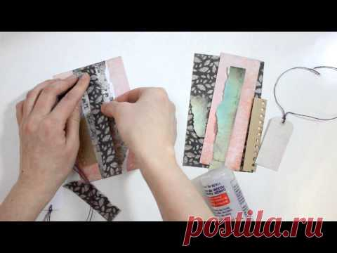 7 Dots Studio tutorial - simple and quick cards