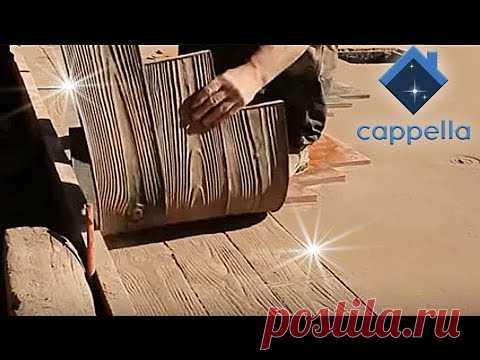 Как сделать тротуарную плитку своими руками - видео