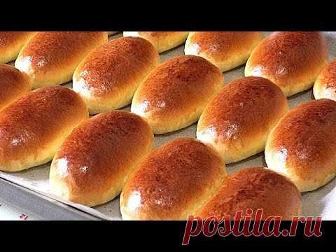 Пышное тесто-ДОМАШНИЕ ПИРОЖКИ. /Homemade jam pies