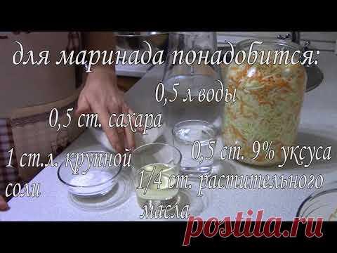 Маринованная капуста быстрого приготовления - Простые рецепты Овкусе.ру