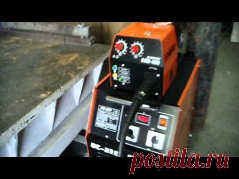 Сварочный полуавтомат ПДГ-315 БУРАН Энергия Сварка купить цена Украине