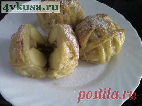 Яблочный клубок   4vkusa.ru