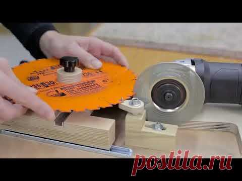 Станок для заточки циркулярных пил и концевых фрез от Paoson WoodWorking
