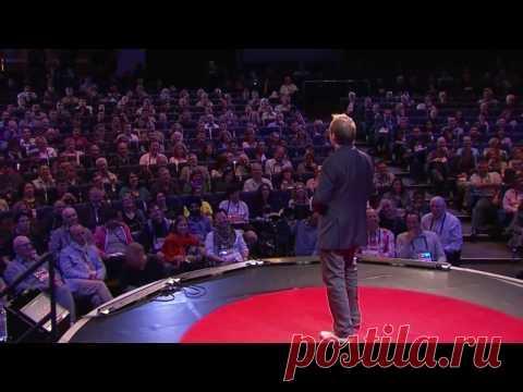 TED en el ruso: el Arte de distraer la atención