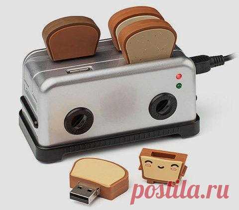USB-тостер