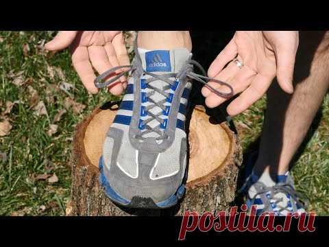 Для чего в кроссовках нужны дополнительные отверстия, на которые часто никто обращает внимание . Чёрт побери