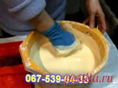Production How to make? Polyurethane forms the business or repair?