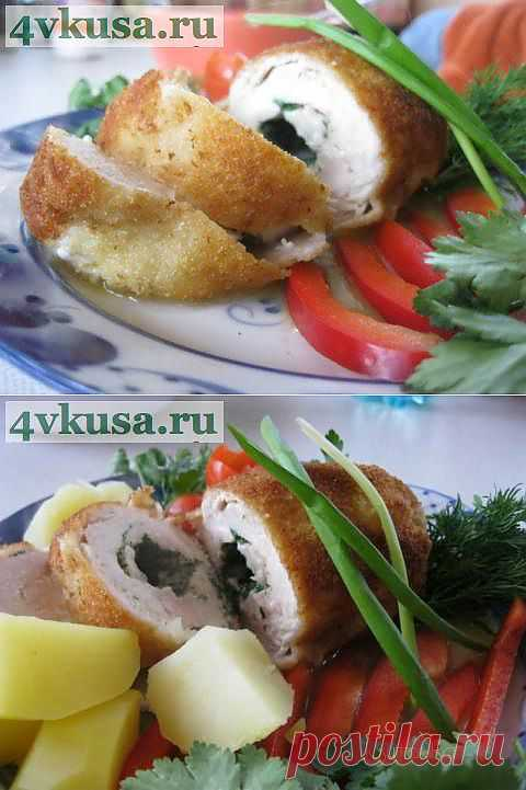 Котлета де-воляй   4vkusa.ru