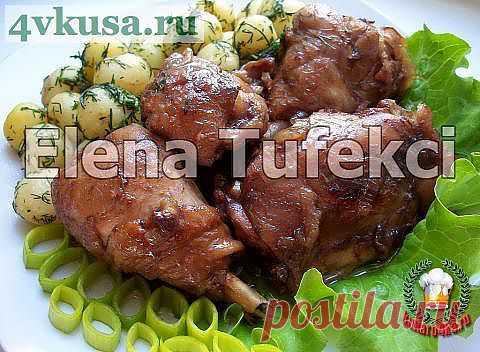 Курица «Гренаде» | 4vkusa.ru