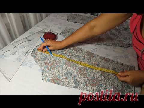 3cd2e6152ca01f0 Как сшить водолазку из старого трикотажного платья без выкройки. Переделка
