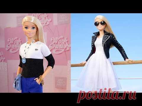 5 DIY Barbie Clothes Life Hacks 👚 DIY Ideas For Barbie Doll 👚 Barbie Tutorial