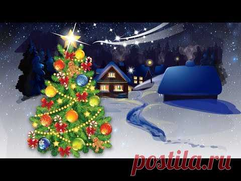 ❄️ Поздравление с Рождеством! Видео-открытка Рождественское желание! - YouTube