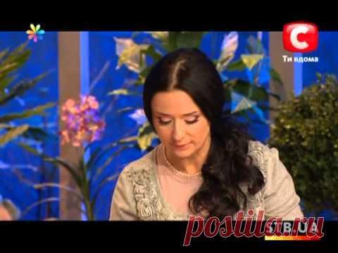 Омолаживаем кожу рук - Все буде добре - Выпуск 113 - 14.01.2013 - YouTube