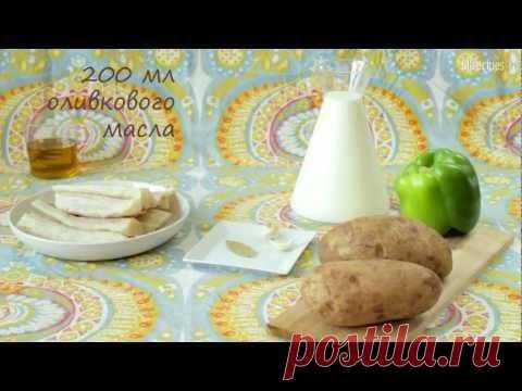 Треска по-португальски. http://allrecipes.ru/recept/11279/---... Запеченная треска с картофелем в духовке. Чтобы рыба получилась сочной и нежной, ее нужно предварительно отварить в молоке.