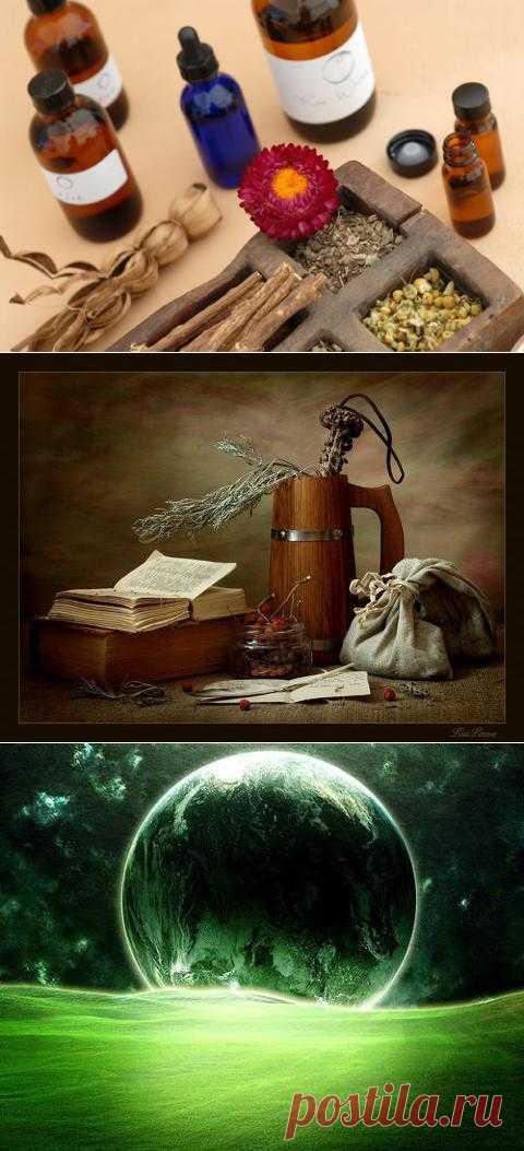 Магическая защита растений