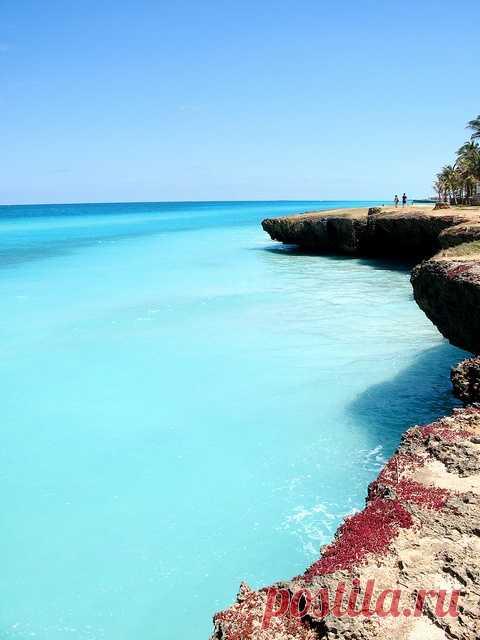 Пожалуй, одно из лучших мест на острове. Варадеро, Куба