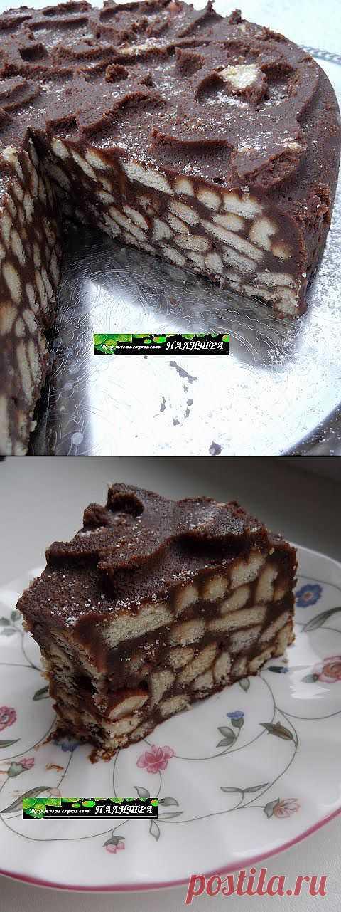 """Шоколадный """"Ленивец"""""""
