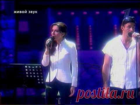 Зара и Дмитрий Певцов  -