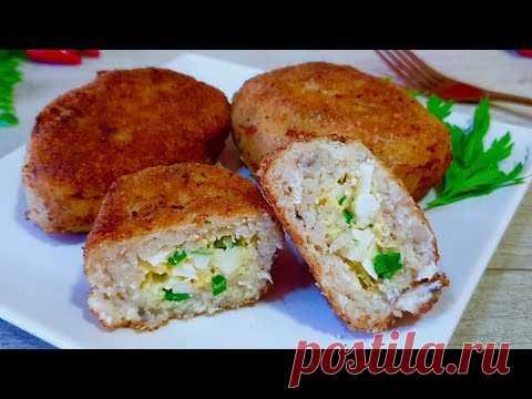 Ужин за копейки!!! Готовь хоть каждый день!Так рыбные зразы редко кто готовит, а зря!