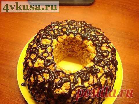 """торт """"Муравейник""""   4vkusa.ru"""