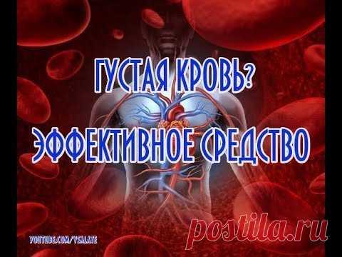 Como aclarar la sangre espesa sin medicinas